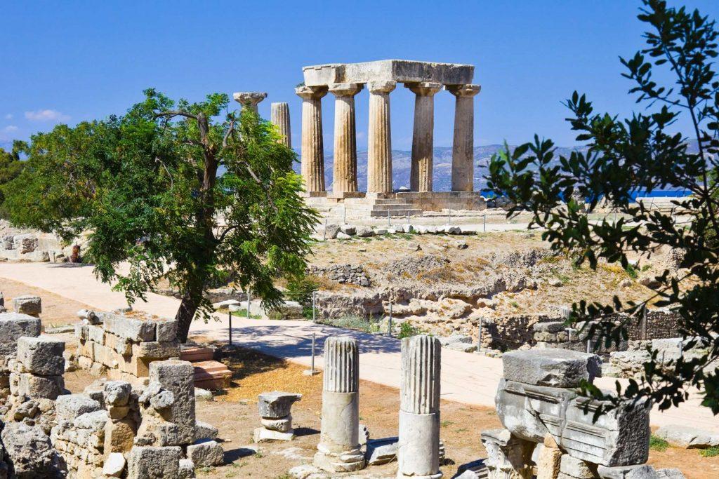 educational tours corinth ancient Greece school trip JWT Schools travel